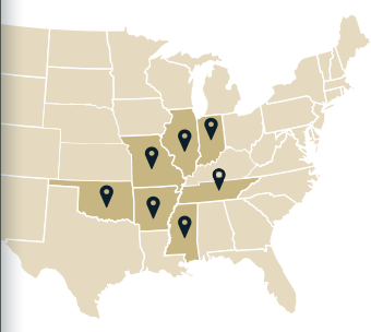 Operating Across the Midwest